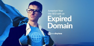 Jumpstart Your Site SEO with an Expired Domain
