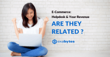 E-Commerce: Helpdesk & Revenue - Are they related?