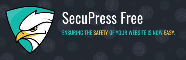 SecuPress Free — WordPress Security
