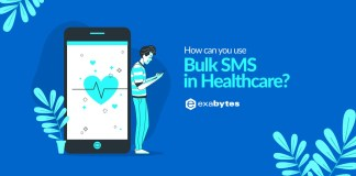 Bulk SMS in HealthCarre