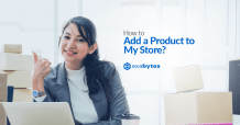 How to Add a Product to My Store