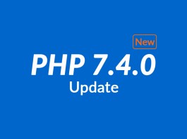 php 7.4.0