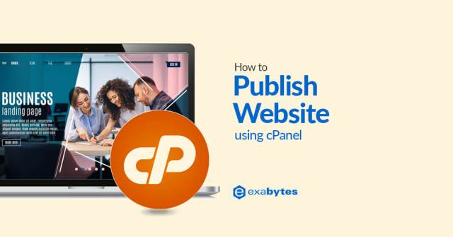 how-to-publish-a-website-using-cPanel