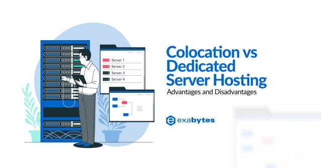 colocation vs dedicated server hosting