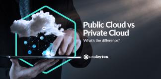 public cloud vs private cloud differences