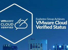 Exabytes VMWare cloud verified partner