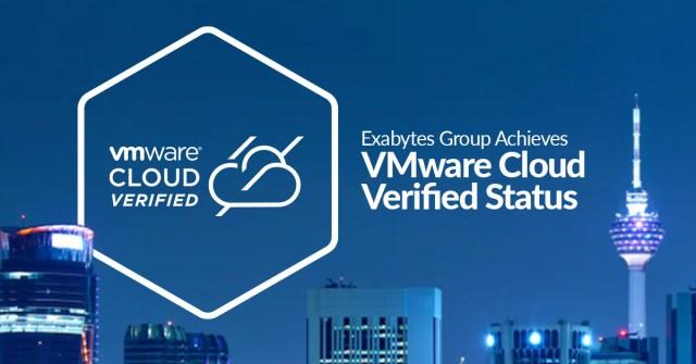 Exabytes VMWare cloud verified partner