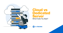 cloud vs dedicated server which one suits you