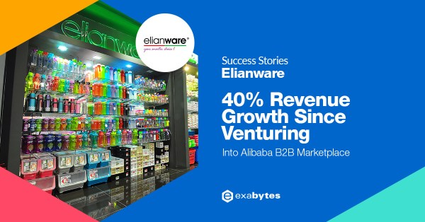 40% Revenue Growth Since Venturing Into Alibaba B2B Marketplace.