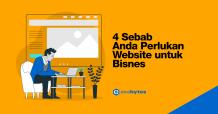 blog bahasa melayu - 4 sebab anda perlukan website untuk bisnes