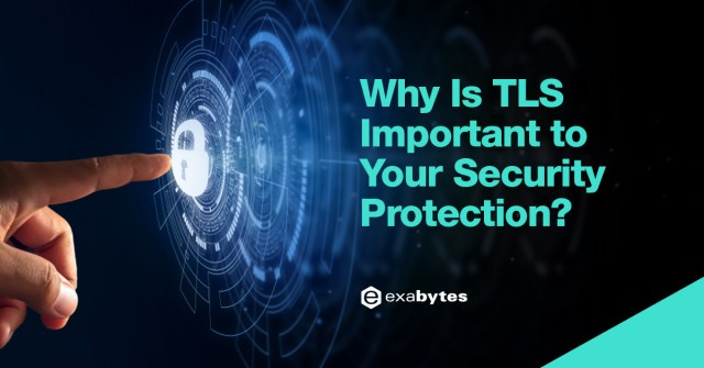 why is TLS important to security protection