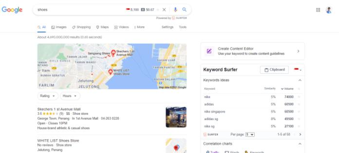 SEO-Surfer-Keyword-Research-Tools