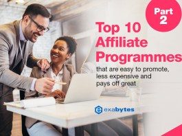 10 Best Affiliate Programs - EASY To Promote, LESS Expensive & PAY High Commissions [Part 2]