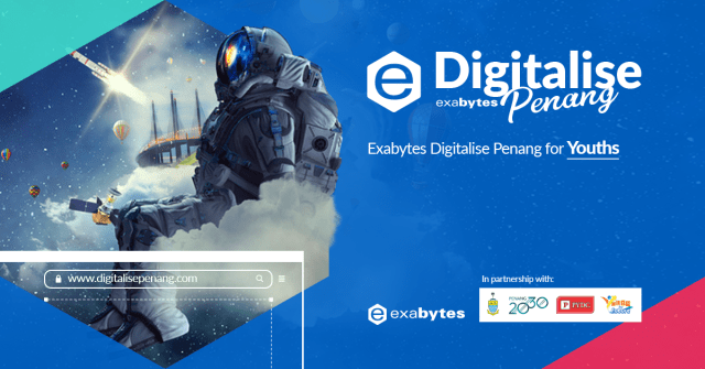 Exabytes Digitalise Penang for Youths - Empowering the Youth of Malaysia through Digitalisation Programme