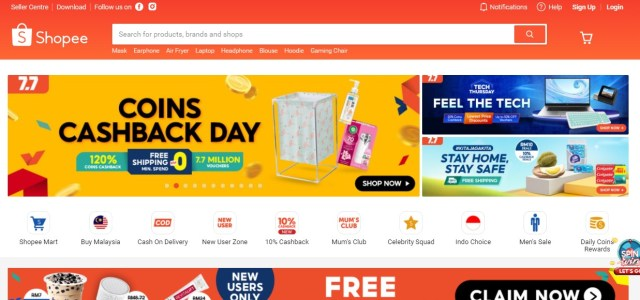 10 Best Affiliate Programs in Malaysia – EASY To Promote, LESS Expensive & PAY High Commissions [Shopee Affiliate Program]