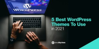 5 Best WordPress Themes To Use in 2021