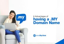 6 Advantages of Having MY Domain Name