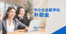 您可以申请的 5 项中小企业数字化补助金-1