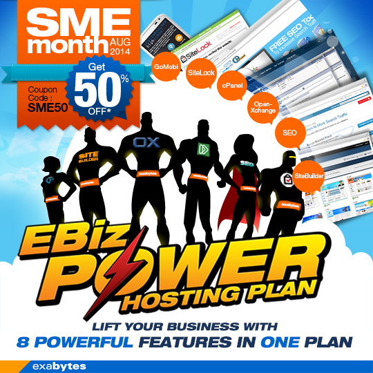 August SME month - Power hosting