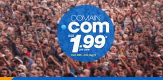 .COM Domain - SGD1.99
