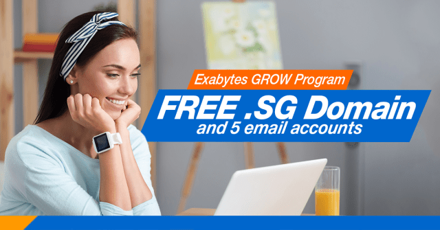 sponsor exabytes grow program web hosting singapore domain