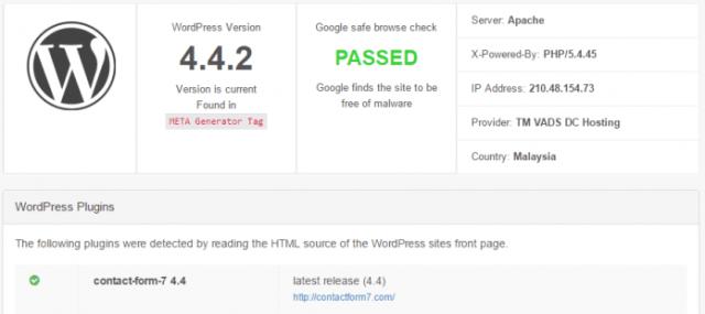 wordpress-scan