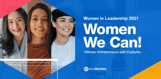 Women in Leardership 2021 International Women's Day