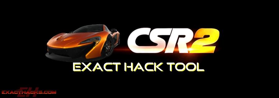 CSR赛车 2 确切的黑客工具