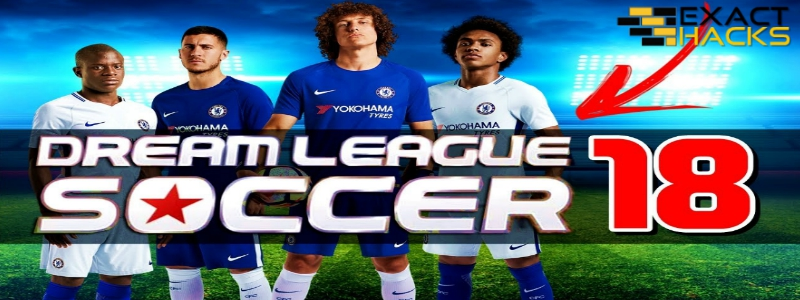 Dream League Soccer 2018 Eksaktong Hack Tool