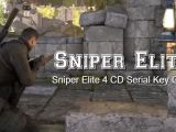 sniper Elite 4 CD Serial Key Generator
