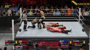 WWE 2K18 Generator Key ซีดี 2
