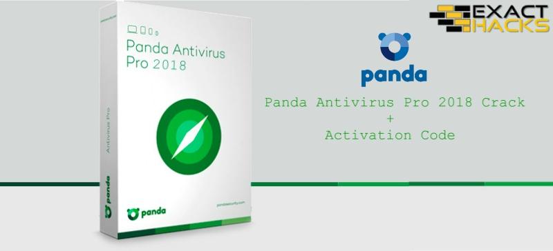 Panda Antivirus Pro 2018 Crack + Mã kích hoạt