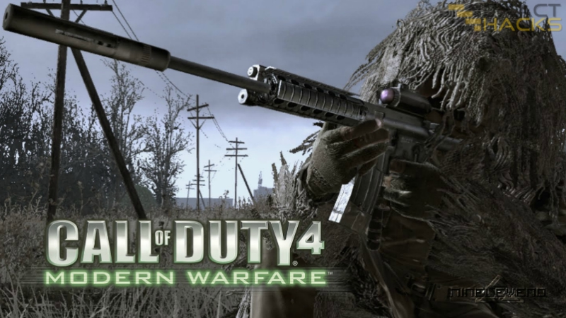 Call of Duty 4 Modern Warfare KD Kerna Generatoro
