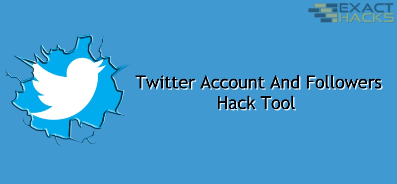 Twitter hesabı və Followers Hack Tool