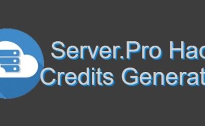 Server.Pro Кредити Hack Generator 2018