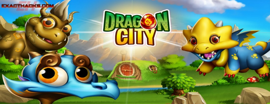 City Dragon tepat Hack Tool