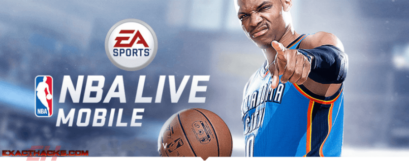 NBA Live Mobile Basketball saktë Hack Tool