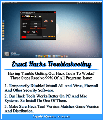 Troubleshooting Hack Tool