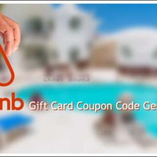 Airbnb Gift Card Coupon Code Generator