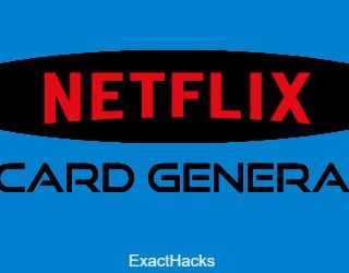 Netflix Jeftekaartgenerator 2021