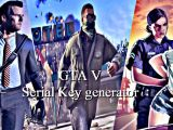 GTA 5 Serial Key Generator Without Survey