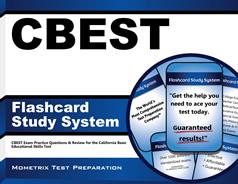 CBEST Flashcards