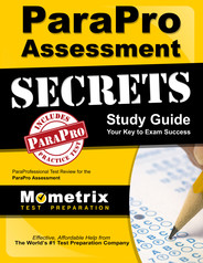 ParaPro Study Guide