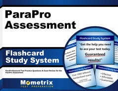 ParaPro Flashcards