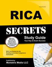 RICA Study Guide
