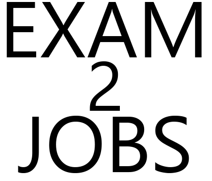 Exam 2 Jobs