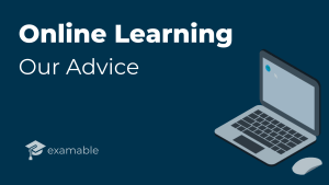 Online Learning - Our Advice Blog Cover Image