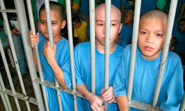 Successful implementation of the Juvenile Justice and Welfare Law can bring hope of a better life to young people presently incarcerated for being being homeless, poor and unwanted. Photo: Preda Foundation