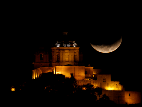 The Metropolitan Catholic Cathedral of St. Paul in Mdina, Malta. Photo: CNS/Reuters
