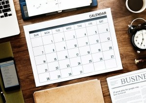 Agenda Appointment Business; Credit: Photo by rawpixel.com from Pexels